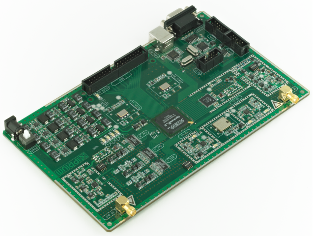 fpga cyclone ii how to connect