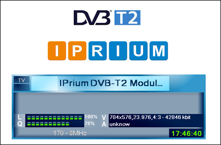 dvb-t2 modulator ip core